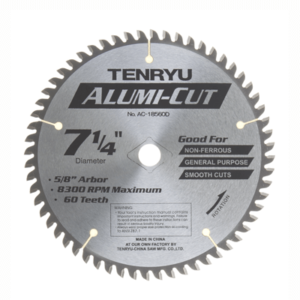 TENRYU ALUMI-CUT SERIES