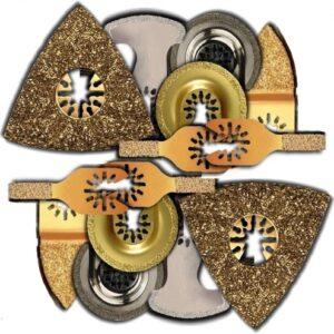 Carbide & Diamond Multi tool saw blades