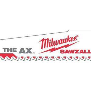 RECIP BLADES\MILWAUKEE AX & TORCH SAWZALL BLADES
