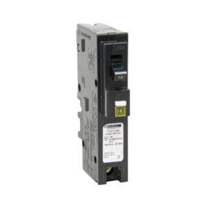 SQUARE D 15 Amp Arc Fault Circuit Breaker