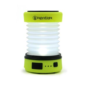THE PUC EXPANDABLE LAMP