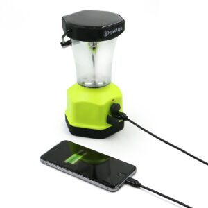 THE ATLAS SOLAR CAMPING LANTERN / CHARGER