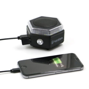 THE HEX BLUETOOTH SPEAKER / CHARGER