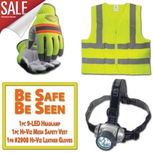 HI VISIBILITY SAFETY SPECIAL COMBO