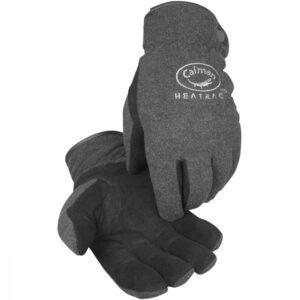 deerskin heatrac touchscreen gloves