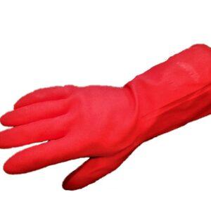 extra heavy duty rubber gloves