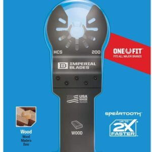 SPEARTOOTH FAST WOOD BLADE