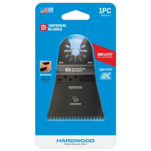 ONE FIT™ JAPANESE TOOTH HARDWOOD BLADE