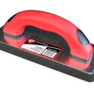 RTC 4 X 9 RUBBER GROUT FLOAT