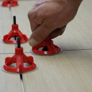SPIN DOCTOR TILE SLIPPAGE CONTROL SYSTEM